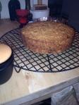 Semolina Spice Tea Cake